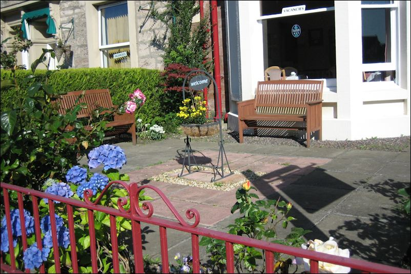 Parkhill Guest House B&B in Inverness
