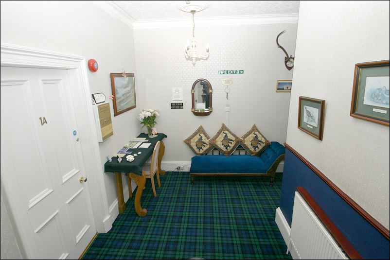 Parkhill guest house Inverness