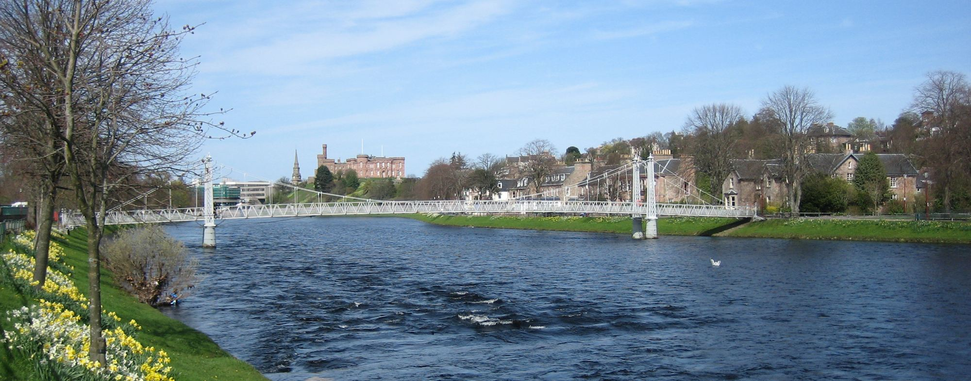 Inverness Castle Scotland
